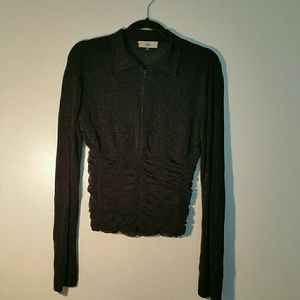 Sagaie ladies sequin blouse